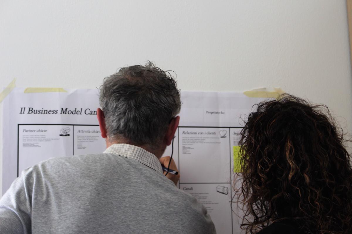 incontri di business plan del sito